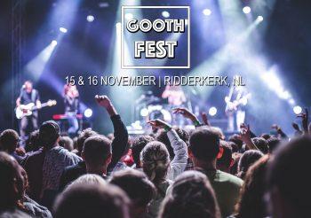 15 & 16 November – Goothfest